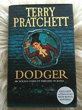 Terry Pratchett (not Discworld) DODGER 1st/1st HB Waterstones limited edition
