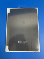 Genuine Apple MKLV2ZM/A Smart Cover for Apple iPad mini 4- Gray