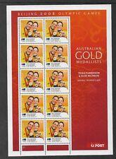 2008 Olympics No11  Mini Sheet Complete MUH/MNH from Australia Post