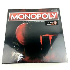 Monopoly IT Board Game With Exclusive Bevs Key Token