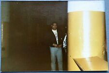 "Jimmy ""Superfly"" Snuka WWF WWE Unique Original Rare Photo 1983 Boston Garden"