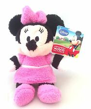 "Mickey Mouse Clubhouse 8"" Soft Plush Toy So Cute- Minnie Mouse - 22601 Posh Paws"