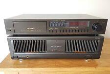 Technics ST-K808 y SE-A800S - pre Amp/Power Amp