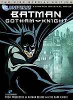 Batman, Gotham Knight, ( DVD 2-Disc Edition),WS, NEW and Sealed, FREE Shipping!