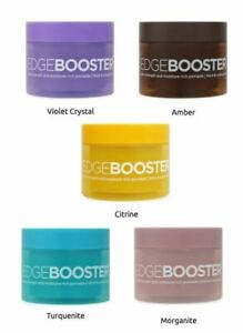 EDGE BOOSTER EXTRA STRENGTH MOISTURE RICH POMADE   THICK COARSE HAIR