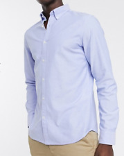 Selected Homme Chemise Gris StyleNo 16022611 Manches Longues Long Manche Chemise