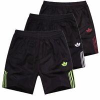 Outdoor Sport Shorts UnisexTennis Basketball Running Shorts Striped Asian 7XL UK