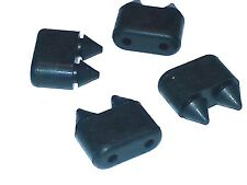 4pc GM Chevy Buick Pontiac Oldsmobile Rubber Door To Body Bumpers Bump Stop