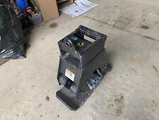 Hydraulic Plate Compactor Mini Excavator Wain Roy Coupler
