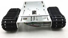 DIY Crawler Robot Chassis Aluminium Alloy Tank Car Chassis Bottom Intelligent