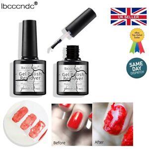 Magic Nail Gel Remover Burst Magic Soak Off  Nail Cleaner Gel Nail Manicure