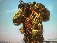 ark survival evolved xbox one Pve. Gold Golem Clone W/Saddle