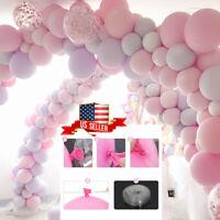 Balloon Arch Frame Kit Column Water Base Stand Wedding Birthday Party Decor A+++
