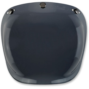 Biltwell Moto Bubble Shield Smoke Anti Fog fits Gringo Bonanza ++  | 2001-102