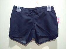 Black Kid's Shorts - Size 6 (S)