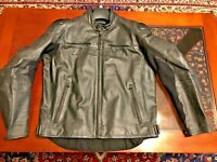 RARE Dainese Speed Naked Leather Motorcycle Jacket EU 56 US 46 - NON Perforated