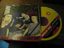 Riddlin' Kids Any Day Now! CD Promo Only Rare Tracks Punk
