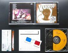 VOIVOD The Outer Limits 1993 JAPAN 1ST PRESS CD w/OBI/3D GLASSES MVCM-391 Voïvod