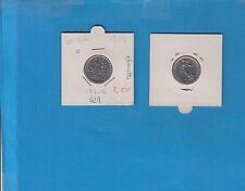 =Gertbrolen Demi-Franc Semeuse en Nickel 1973 avec la signature sous les pieds