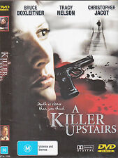 A Killer Upstairs-2005-Tracy Nelson- Movie-DVD