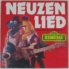 Sesame Street 33 tours Hollande 1984