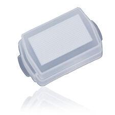 """White Flash Diffuser Cap Box for CANON Speedlite 580EX / 580EX II  """"US Seller"""""""