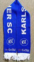 Karlsruher SC Schal scarf sciarpa Fußball Ultras baden Hertha Strassburg Hansa