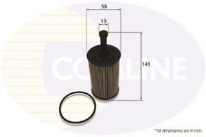 COMLINE Ölfilter EOF088 für CITROËN PEUGEOT