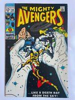 Avengers #64 - Vision Iron Man Thor Captain America Marvel Comics