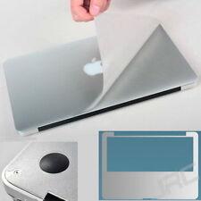 Retina MacBook Pro 15 A1398 Silver 3M Skin Sticker Decal Cover Guard Protector