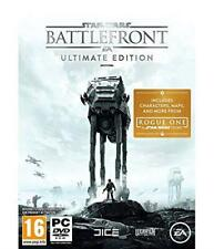 Star Wars Battlefront Ultimate Edition (PC DVD) [video game]