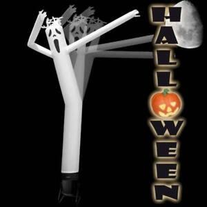 6m Halloween Skydancer/ Airdancer/ Airtube inkl Gebläse mit int. Beleuchtung