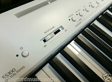 KAWAI ES100W WHITE Digital PIANO Sold out  FREE upgade to NEW ES110