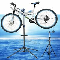 Bike Cycle Bicycle Maintenance Repair Stand Mechanic Adjustable Workstand Rack