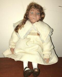 """11"""" Resin Art Doll"""