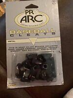 Pro Arc Universal Baseball/Softball Removable Metal Cleats NEW