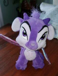 Neopets Purple Faerie Lxi Plush Stuffed Animal JAKKS Pacific S1 Toy Free Ship