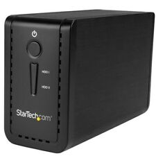 "StarTech.com   2.5 & 3.5"" SATA III to USB 3.1 Enclosure"