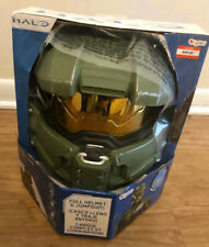 Adult Halo Master Chief Deluxe Muscle Costume NIB