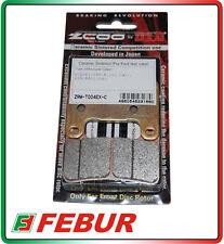 Pastiglie Freno DID Zcoo T004 EX C Suzuki 1000 DL V Strom/ ABS 14
