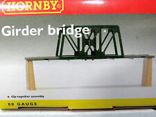 HORNBY #R657 OO scale model kit GIRDER BRIDGE L33.4cm xW6.5cm x H16.0cm