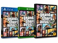 Grand Theft Auto V Premium Online Xbox One/PS4/Rockstar Games (PC) Fast Delivery