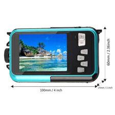 48MP Underwater Camera 16X digital zoom Self-timer Camera For Children Xmas Gift