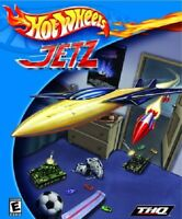 Hot Wheels Jetz Pc New Cd Rom Sealed In Paper Sleeve XP