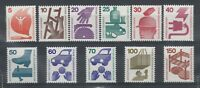 Germany Workers Set To 150pf MNH J7989