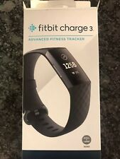 Fitbit Charge 3 HR Fitness Tracker