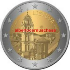 2 euro 2017 LITUANIA Vilnius Lituanie Litauen Lietuva Литва Lithuania