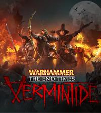 Vermintide Warhammer PC Steam Code Key NEW Download Fast Region Free
