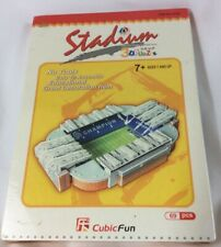 City Line Cubic Fun Stadium 3D Puzzle 69 Pieces NEW Sealed