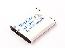 Akku für Digitalkamera ersetzt OLYMPUS Li-50B / RICHON DB-100